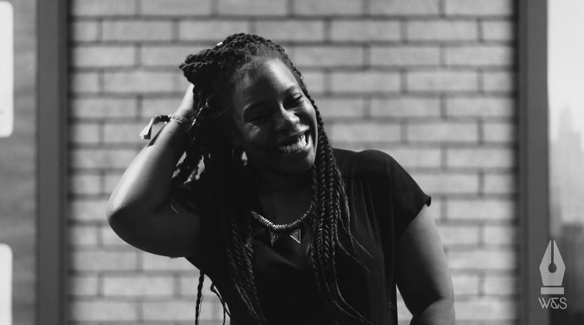 Desree - artist in residence with Empoword 2019 - image credit Moses Baako