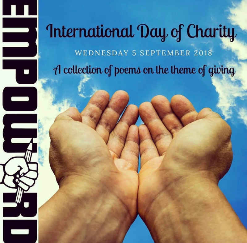 Instapoetry Day of Charity